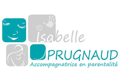 Création du logo d'Isabelle Prugnaud