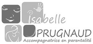 Logo Isabelle Prugnaud, accompagnatrice en parentalité